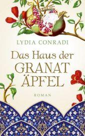 Das Haus der Granatäpfel Cover
