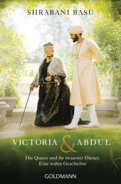 Victoria & Abdul Cover