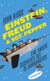 Einstein, Freud und Sgt. Pepper Cover