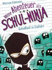 Meine Abenteuer als Schul-Ninja - Schulfest in Gefahr