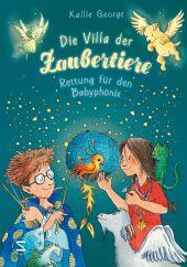 Die Villa der Zaubertiere - Rettung für den Babyphönix Cover