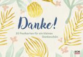 Danke! - Postkartenbuch Cover