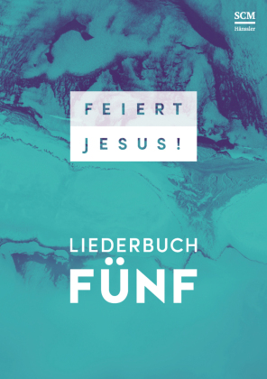 Feiert Jesus!, Liederbuch 5 - Ringbuch