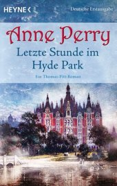 Letzte Stunde im Hyde Park Cover