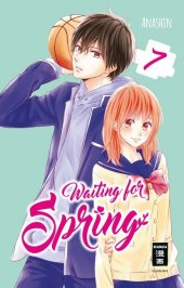 Waiting for Spring Cover