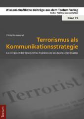 Terrorismus als Kommunikationsstrategie
