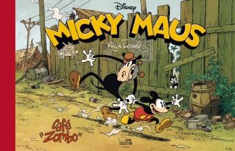 """Micky Maus - Café """"Zombo"""""""