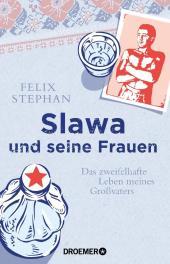 Slawa und seine Frauen Cover
