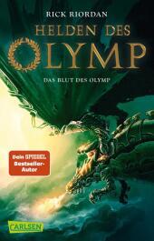 Helden des Olymp - Das Blut des Olymp Cover