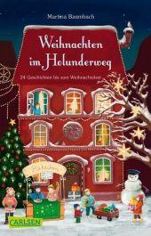 Weihnachten im Holunderweg Cover