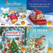 Bald nun ist Weihnachtszeit, 4 Hefte