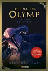 Helden des Olymp 4: Das Haus des Hades Cover