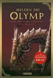 Helden des Olymp 1: Der verschwundene Halbgott Cover