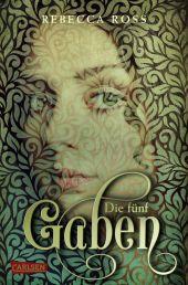 Die fünf Gaben (Valenias Töchter 1) Cover