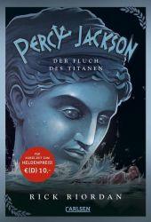 Percy Jackson - Der Fluch des Titanen Cover