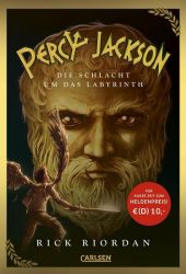 Percy Jackson - Die Schlacht um das Labyrinth Cover