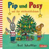 Pip und Posy: Pip und Posy und der Weihnachtsbaum Cover
