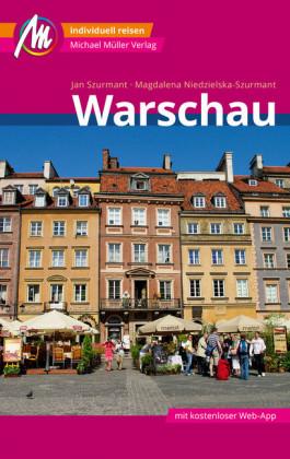 Warschau MM-City Reiseführer Michael Müller Verlag