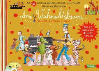 Am Weihnachtsbaume, m. Audio-CD