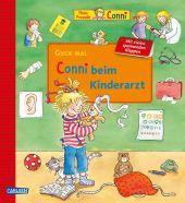 Guck mal: Conni beim Kinderarzt Cover
