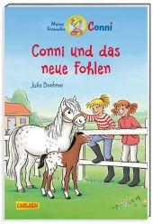 Meine Freundin Connie, Conni und das neue Fohlen Cover