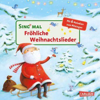 Sing mal (Soundbuch): Fröhliche Weihnachtslieder, Band 2