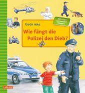 Guck mal: Wie fängt die Polizei den Dieb? Cover