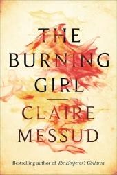 The Burning Girl Cover