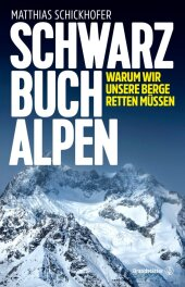 Schwarzbuch Alpen Cover