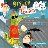Besuch aus Tralien, 2 Audio-CDs Cover
