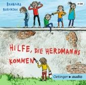Hilfe, die Herdmanns kommen, 2 Audio-CD Cover