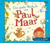 Das große Hörbuch von Paul Maar, 3 Audio-CDs Cover
