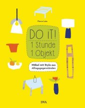 Do it! 1 Stunde - 1 Objekt Cover
