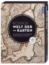KOSMOS Welt der Karten Cover