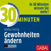 30 Minuten Gewohnheiten ändern, Audio-CD Cover