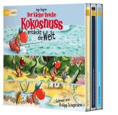 Der kleine Drache Kokosnuss entdeckt die Welt, 3 Audio-CDs