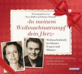 """""""In meinem Weihnachtsstrumpf dein Herz"""", 2 Audio-CDs"""