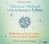 Das kleine Hörbuch vom achtsamen Leben, 1 Audio-CD Cover