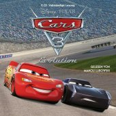 Cars 3 - Evolution, 2 Audio-CDs Cover