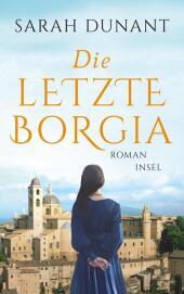Die letzte Borgia Cover