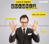 Zukunft is the future, 1 Audio-CD