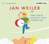 Und ewig schläft das Pubertier, 2 Audio-CDs Cover