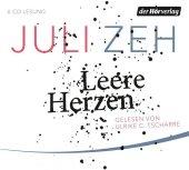 Leere Herzen, 6 Audio-CDs Cover