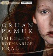 Die rothaarige Frau, 1 MP3-CD Cover