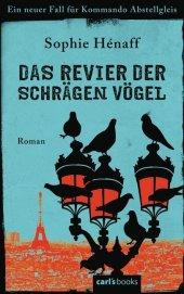 Das Revier der schrägen Vögel Cover
