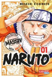 NARUTO Massiv Cover