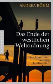 Das Ende der westlichen Weltordnung Cover