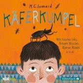 Käferkumpel - Das Hörspiel, 1 Audio-CD Cover