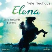 Elena - Ein Leben für Pferde: Eine falsche Fährte, 1 Audio-CD