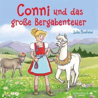 Conni und das große Bergabenteuer, 1 Audio-CD